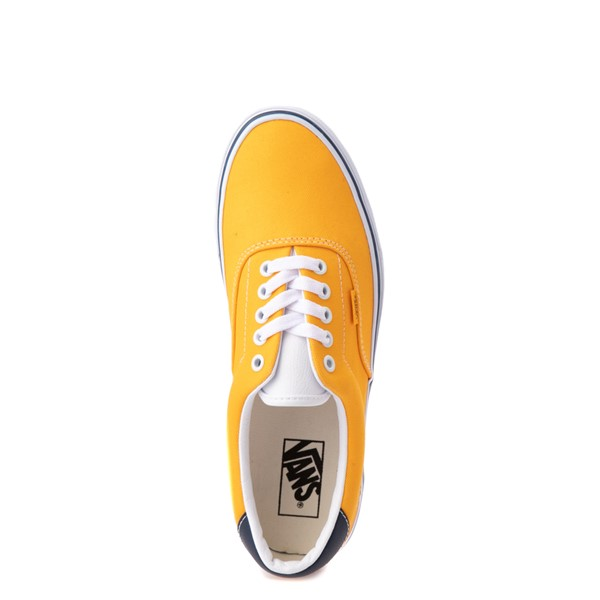 alternate view Vans C&L Era 59 Skate Shoe - Saffron / NavyALT4B