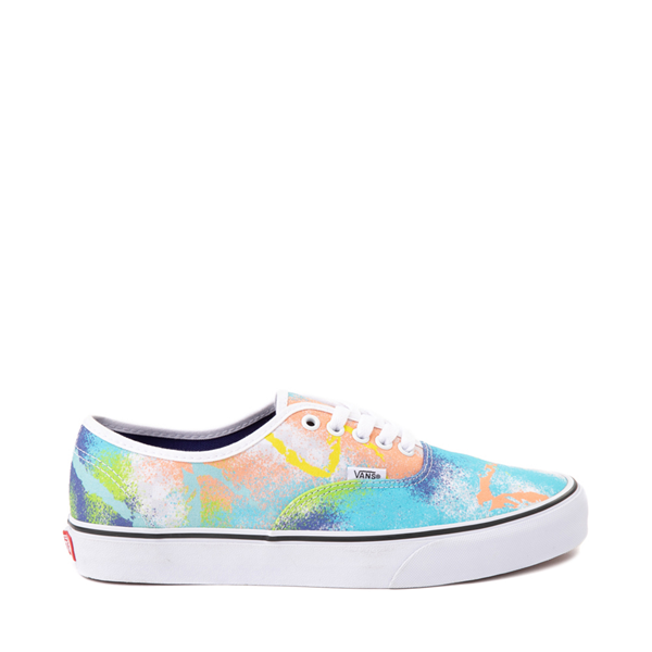 Main view of Vans Authentic Retro Mart Skate Shoe - Multicolor