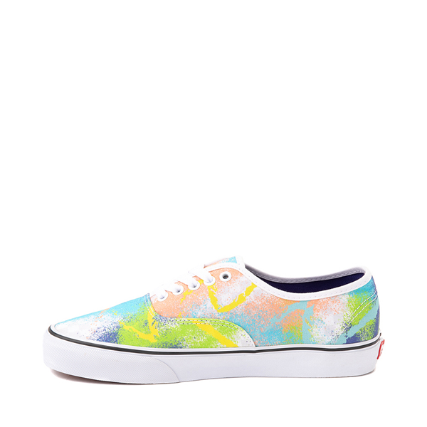 alternate view Vans Authentic Retro Mart Skate Shoe - MulticolorALT1