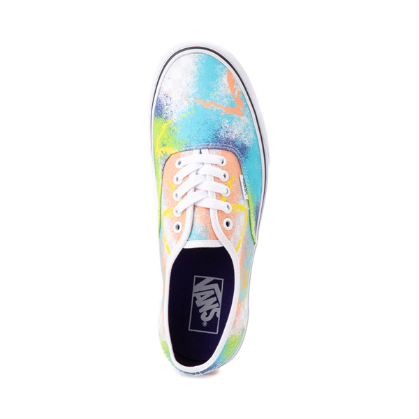 alternate view Vans Authentic Retro Mart Skate Shoe - MulticolorALT2