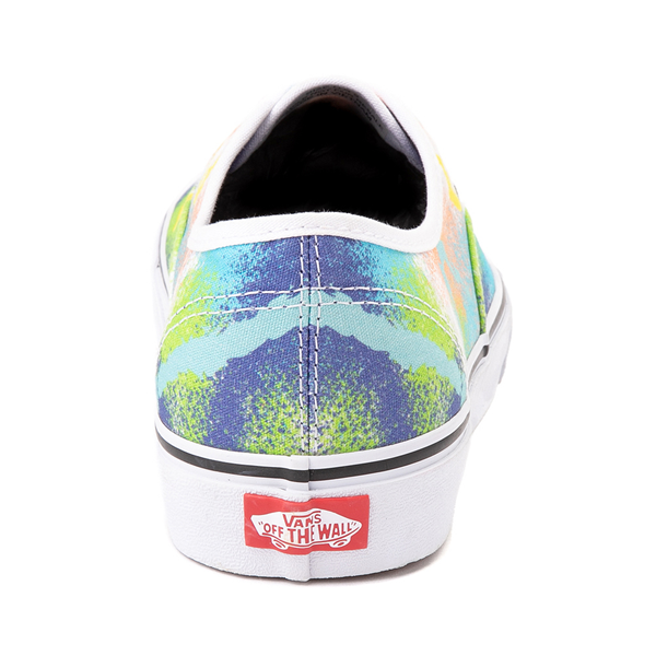 alternate view Vans Authentic Retro Mart Skate Shoe - MulticolorALT4