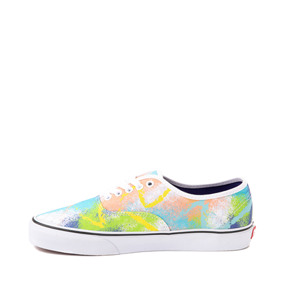 Alternate view of Vans Authentic Retro Mart Skate Shoe - Multicolor