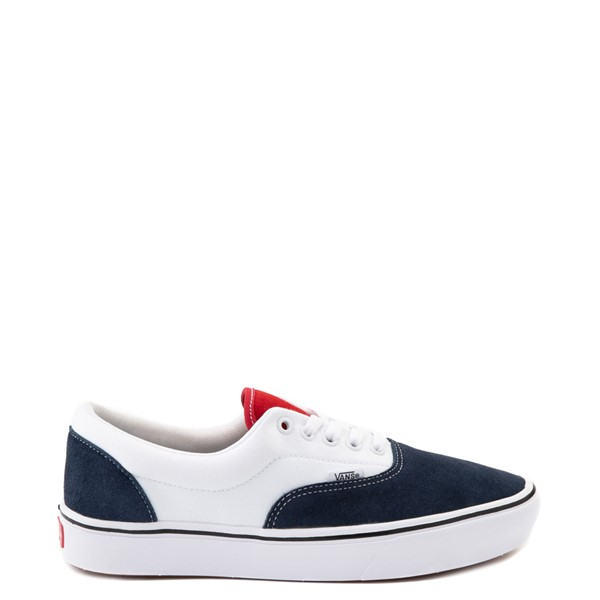 Main view of Vans Era ComfyCush® Skate Shoe - Dress Blues / White