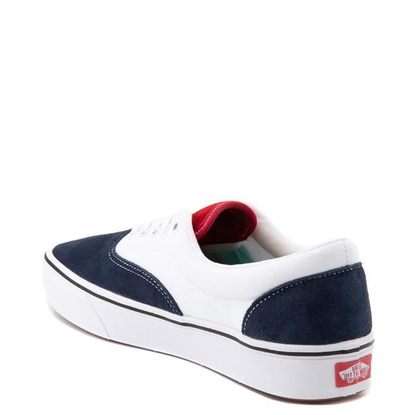 alternate view Vans Era ComfyCush® Skate Shoe - Dress Blues / WhiteALT1