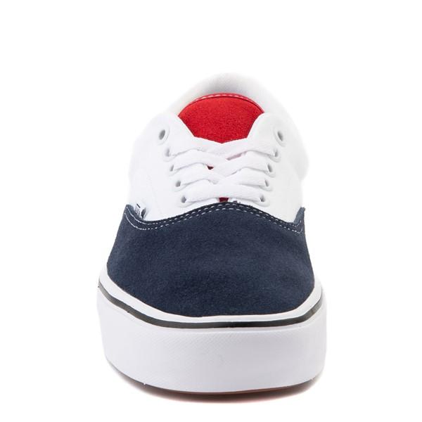 alternate view Vans Era ComfyCush® Skate Shoe - Dress Blues / WhiteALT4