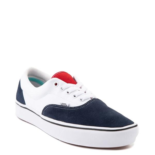 alternate view Vans Era ComfyCush® Skate Shoe - Dress Blues / WhiteALT5