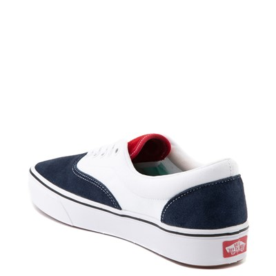 Alternate view of Vans Era ComfyCush® Skate Shoe - Dress Blues / White