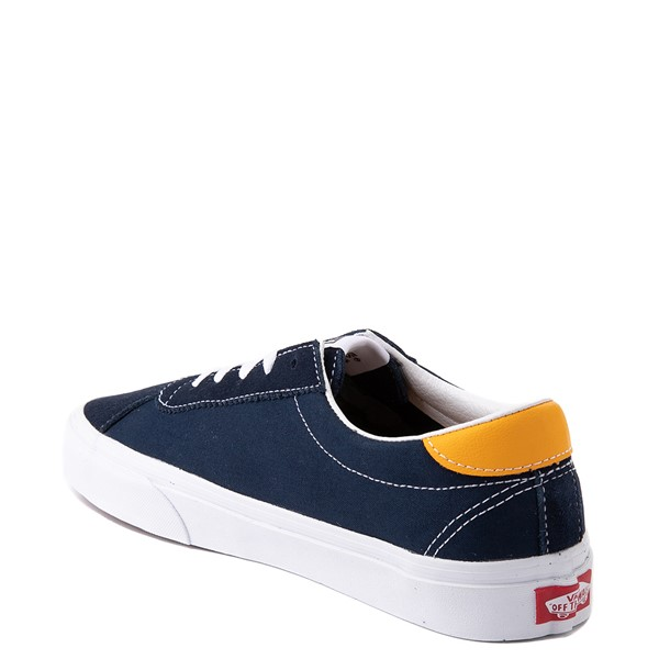 alternate view Vans Sport Skate Shoe - Dress Blues / SaffronALT1