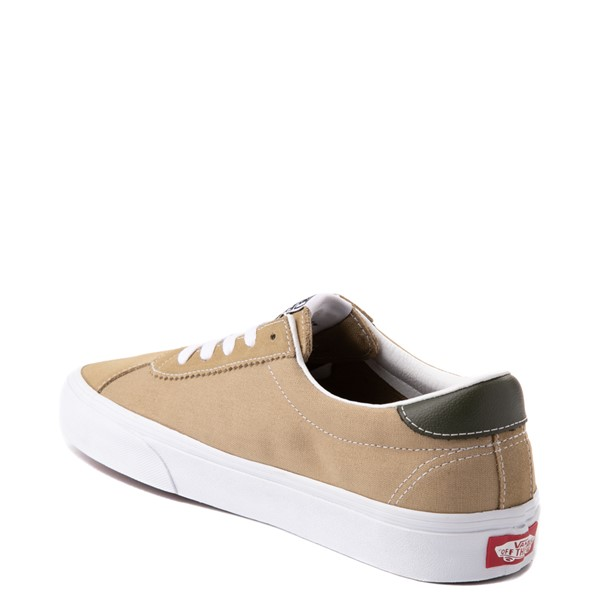 alternate view Vans Sport Skate Shoe - Cornstalk / Leaf GreenALT1