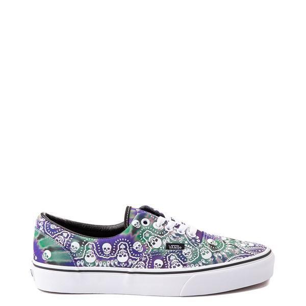 Vans Era Bandana Skate Shoe - Purple Tie Dye