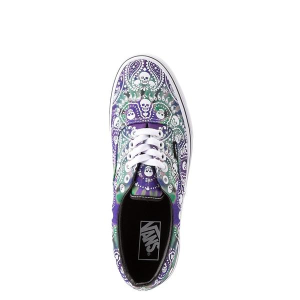alternate view Vans Era Bandana Skate Shoe - Purple Tie DyeALT2