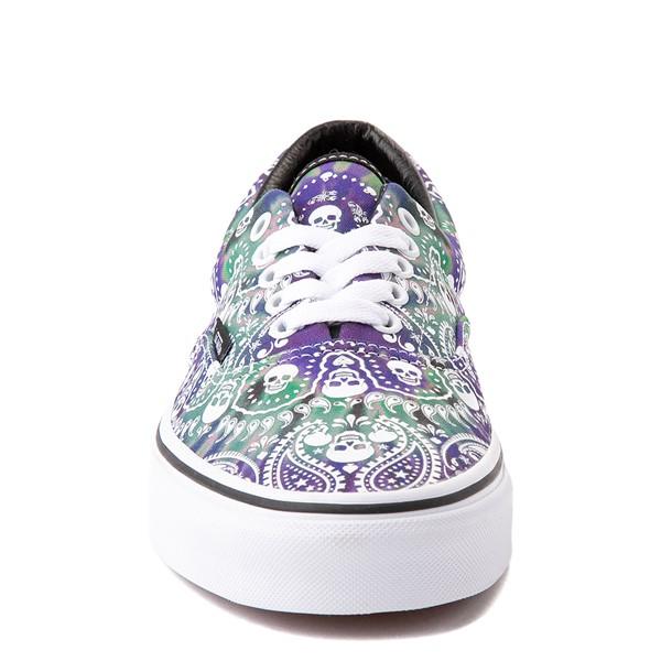 alternate view Vans Era Bandana Skate Shoe - Purple Tie DyeALT4