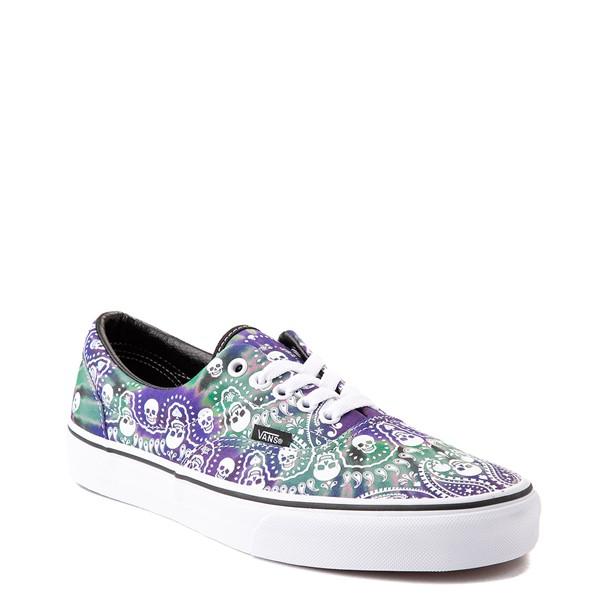 alternate view Vans Era Bandana Skate Shoe - Purple Tie DyeALT5