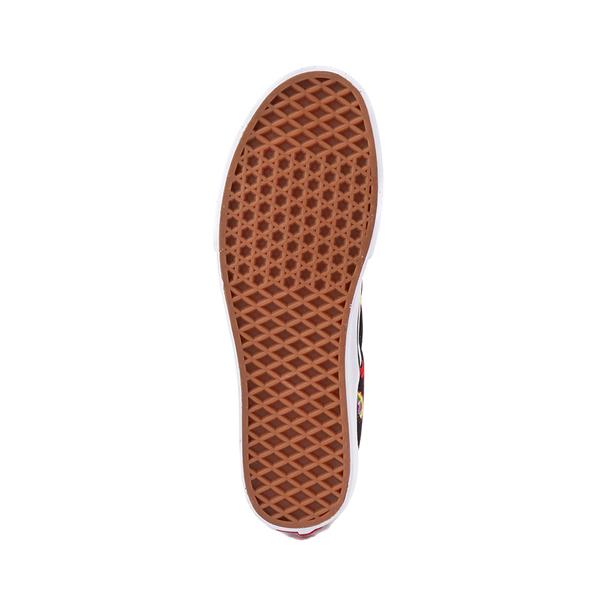 alternate view Vans Disruptive Classic Slip On Skate Shoe - BlackALT3