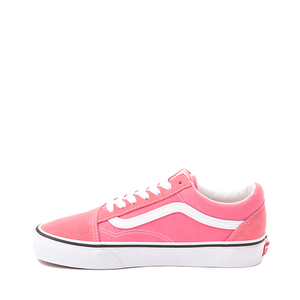 alternate view Vans Old Skool Skate Shoe - Pink LemonadeALT1