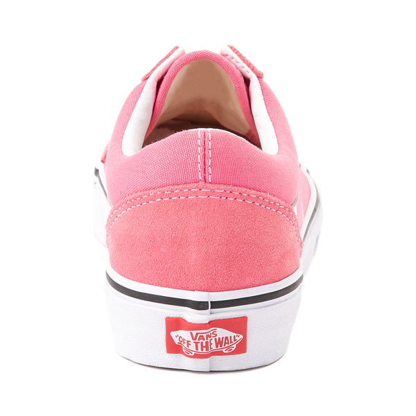 alternate view Vans Old Skool Skate Shoe - Pink LemonadeALT4