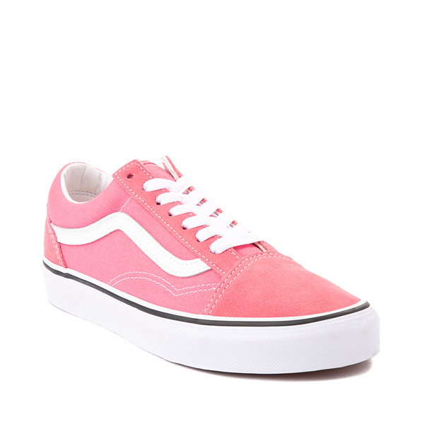 alternate view Vans Old Skool Skate Shoe - Pink LemonadeALT5