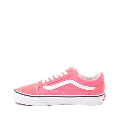 Alternate view of Vans Old Skool Skate Shoe - Pink Lemonade
