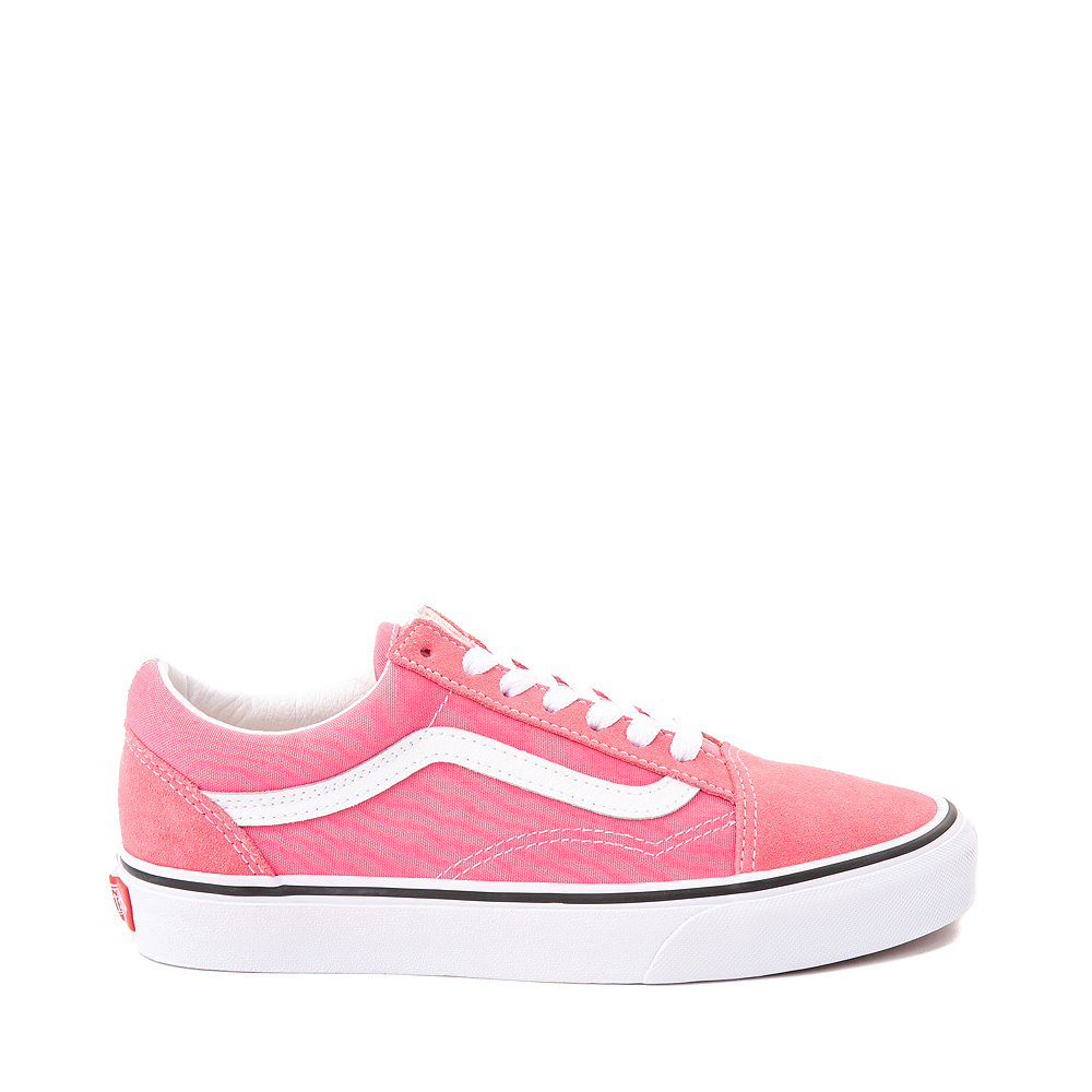 Vans Old Skool Skate Shoe - Pink Lemonade