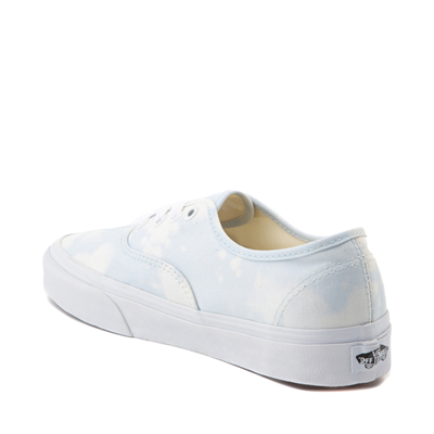 Alternate view of Vans Authentic Bleach Wash Skate Shoe - Ballad Blue