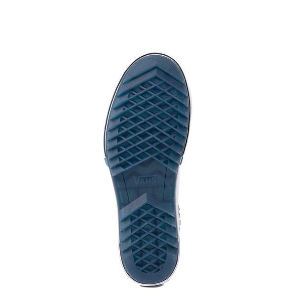 alternate view Vans Old Skool Stacked UV Ink Skate Shoe - LeopardALT3