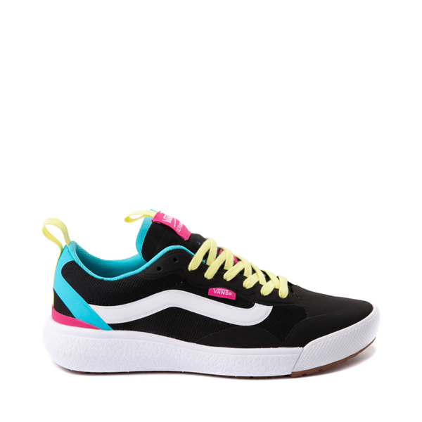 Main view of Vans UltraRange Exo Sneaker - Black / Neon Pop