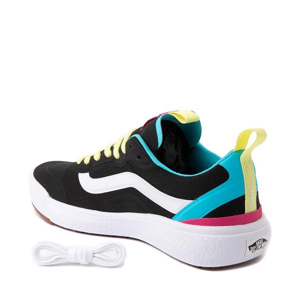 alternate view Vans UltraRange Exo Sneaker - Black / Neon PopALT1