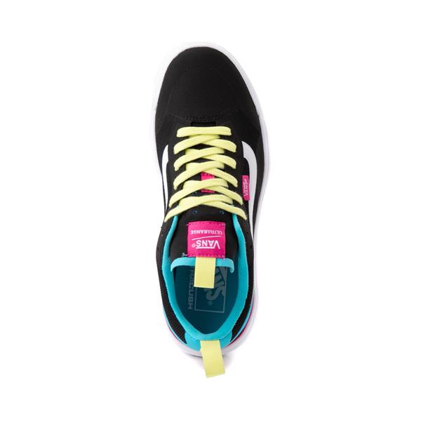 alternate view Vans UltraRange Exo Sneaker - Black / Neon PopALT2