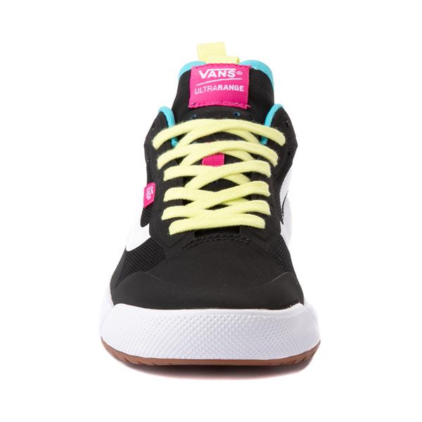 alternate view Vans UltraRange Exo Sneaker - Black / Neon PopALT4