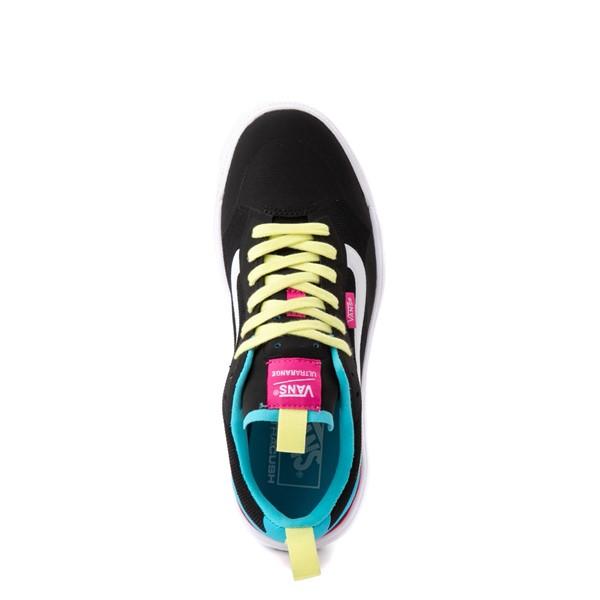 alternate view Vans UltraRange Exo Sneaker - Black / Neon PopALT4B