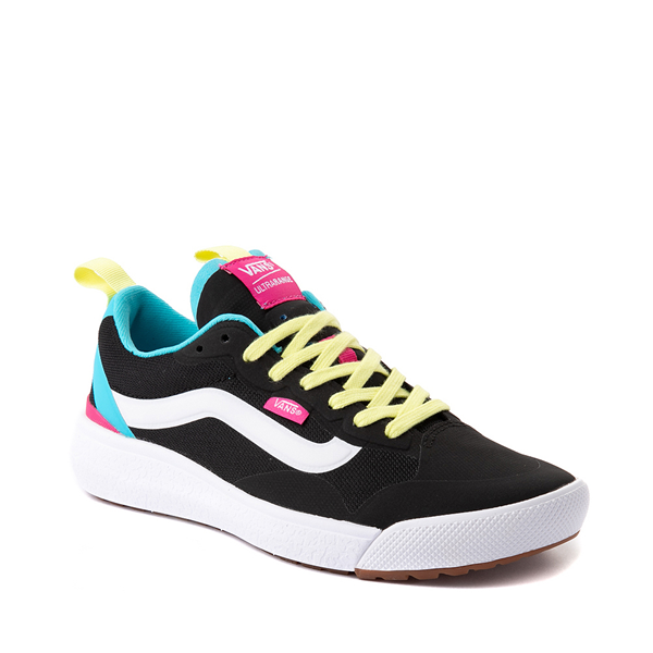 alternate view Vans UltraRange Exo Sneaker - Black / Neon PopALT5