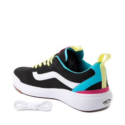 Alternate view of Vans UltraRange Exo Sneaker - Black / Neon Pop