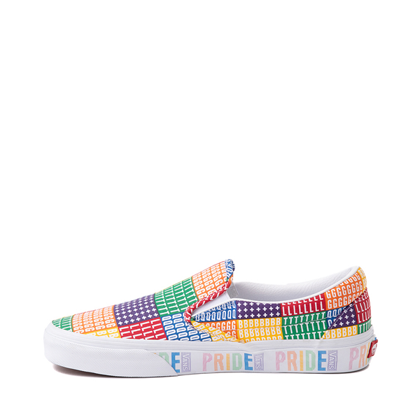 alternate view Vans Slip On Pride Skate Shoe - MulticolorALT1