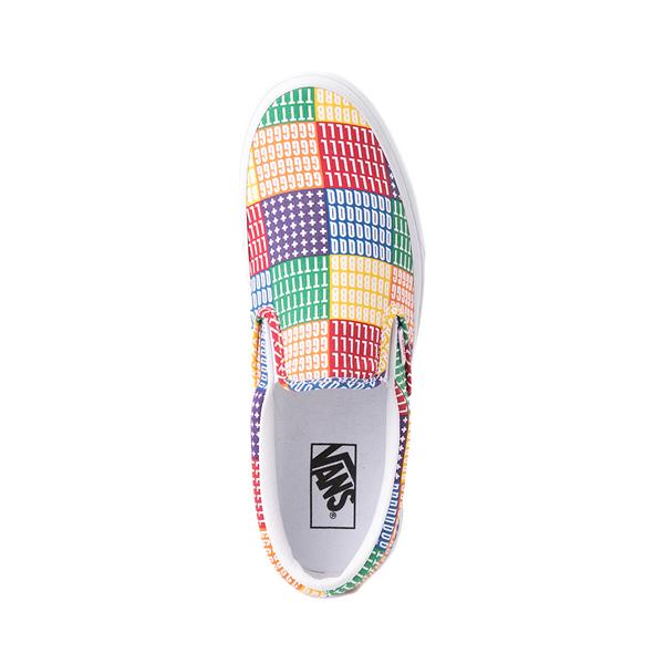 alternate view Vans Slip On Pride Skate Shoe - MulticolorALT2