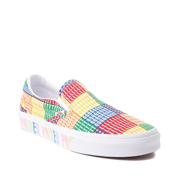 alternate view Vans Slip On Pride Skate Shoe - MulticolorALT5