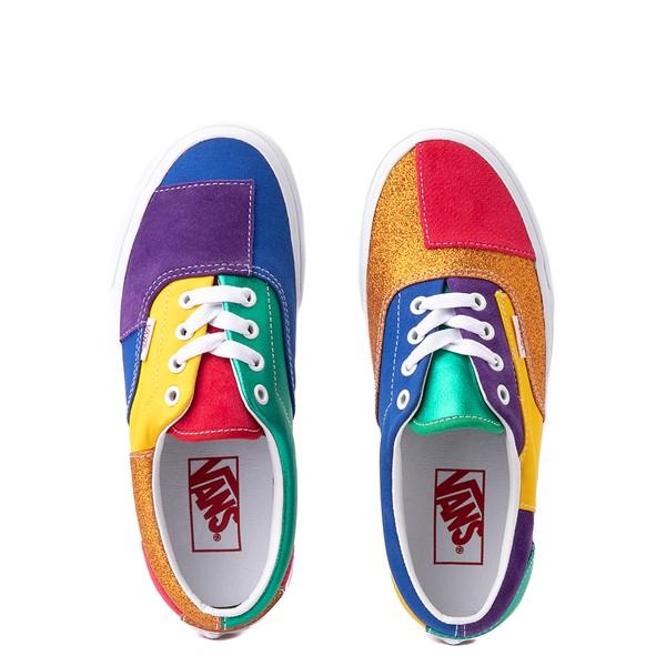 alternate view Vans Era Pride Patchwork Skate Shoe - MulticolorALT4B