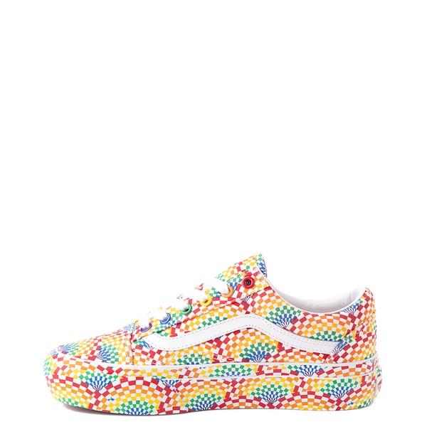 alternate view Vans Old Skool Pride Platform Skate Shoe - RainbowALT1
