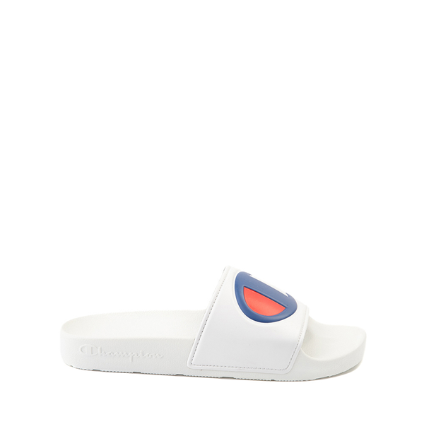 Champion IPO Slide Sandal - Big Kid - White