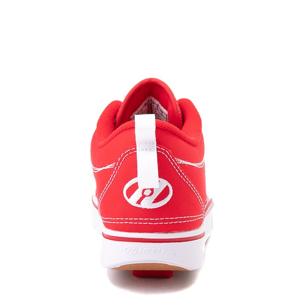 alternate view Heelys Pro 20 Skate Shoe - Little Kid / Big Kid - RedALT4