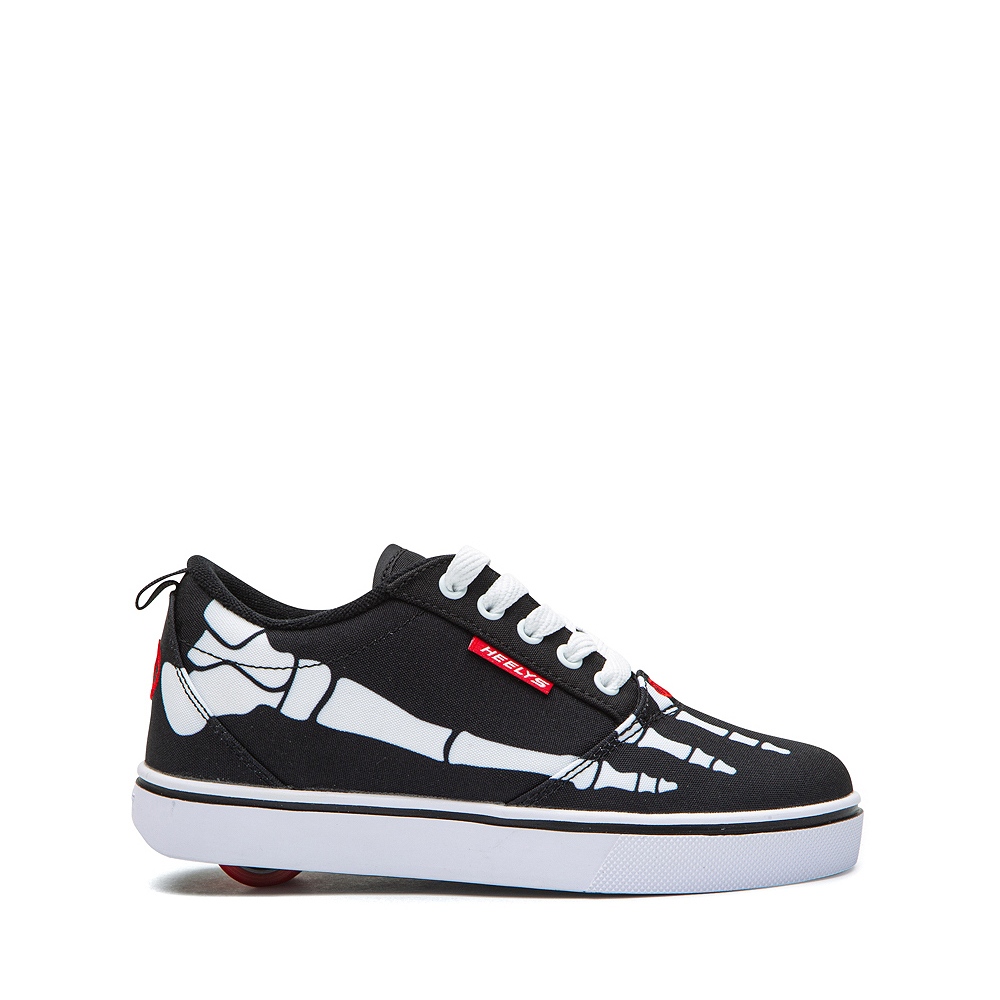 Heelys Pro 20 Skeleton Skate Shoe - Little Kid / Big Kid - Black