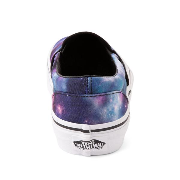 alternate view Vans Slip On Galaxy Skate Shoe - Little Kid - MulticolorALT4