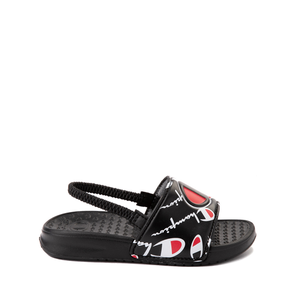 Champion IPO Warped Slide Sandal - Baby / Toddler - Black