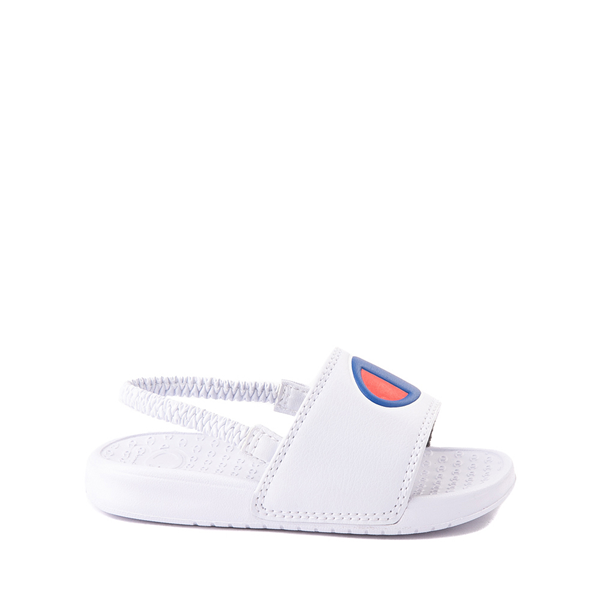 Champion IPO Slide Sandal - Baby / Toddler - White