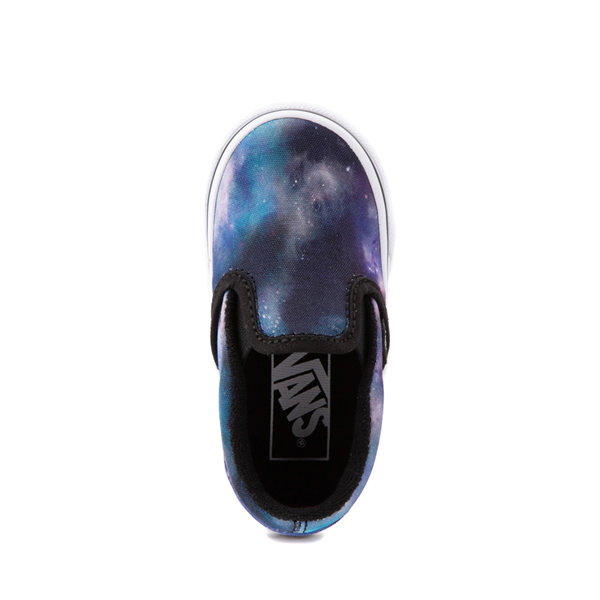 alternate view Vans Slip On Galaxy Skate Shoe - Baby / Toddler - MulticolorALT2