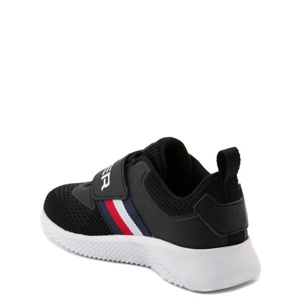 alternate view Tommy Hilfiger Cadet 2.0 Athletic Shoe - Little Kid / Big Kid - BlackALT1