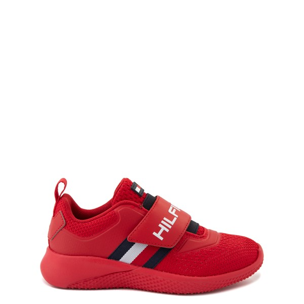 Main view of Tommy Hilfiger Cadet 2.0 Athletic Shoe - Little Kid / Big Kid - Red