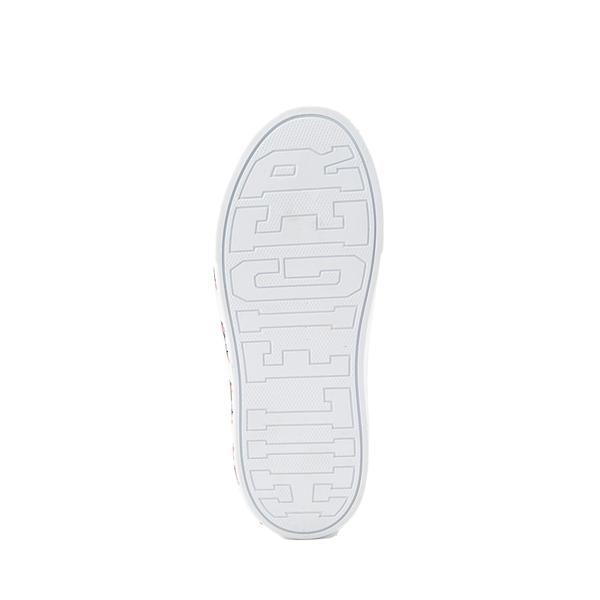 alternate view Tommy Hilfiger Eva Platform Casual Shoe - Little Kid / Big Kid - WhiteALT3