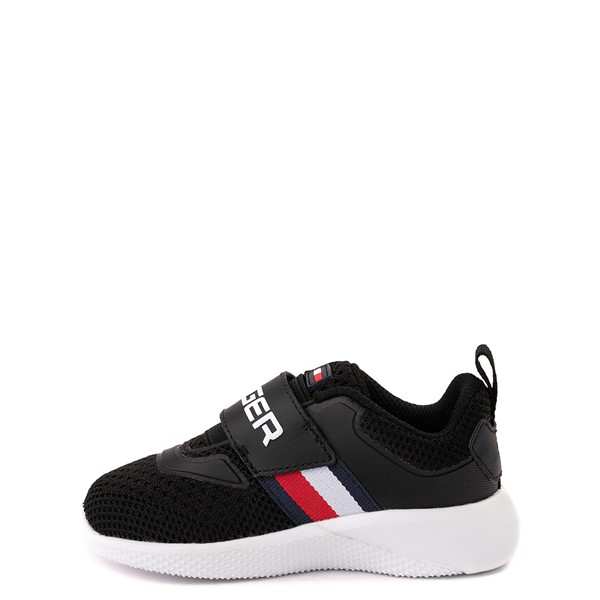 alternate view Tommy Hilfiger Cadet 2.0 Athletic Shoe - Baby / Toddler - BlackALT1