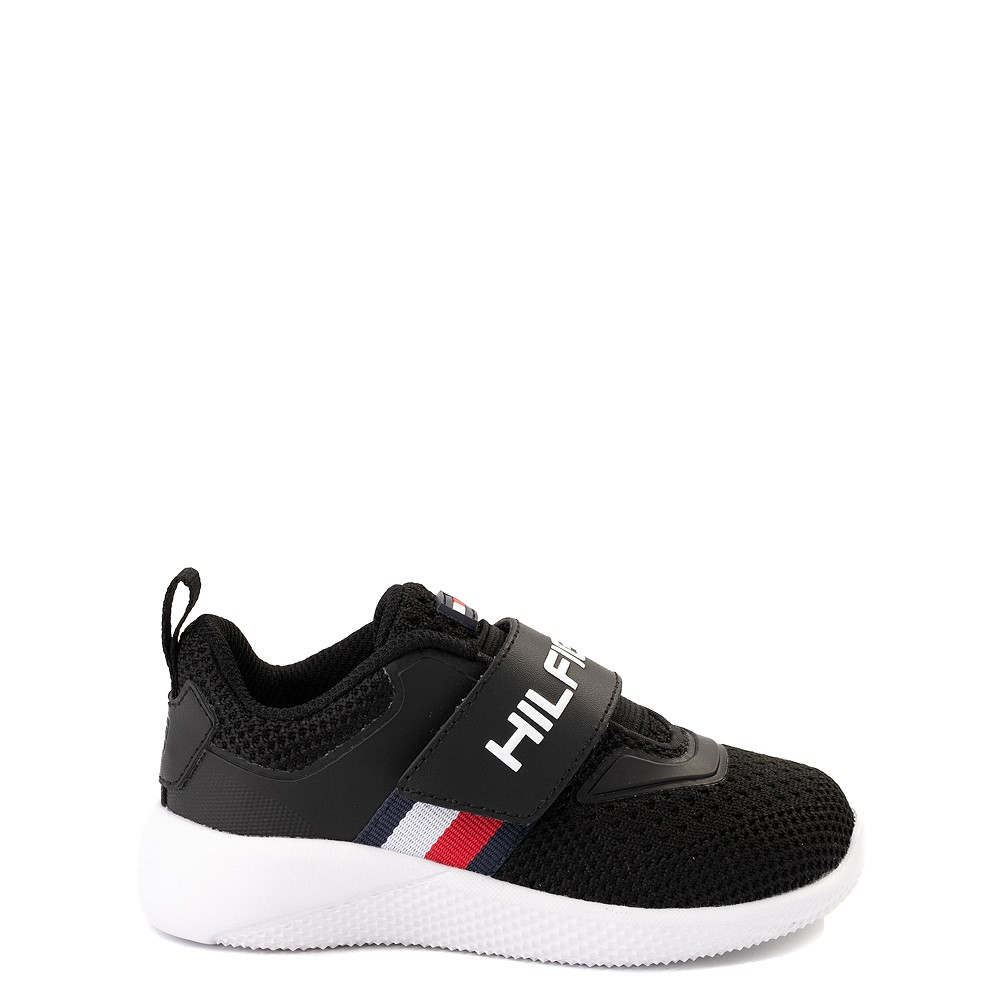 Tommy Hilfiger Cadet 2.0 Athletic Shoe - Baby / Toddler - Black