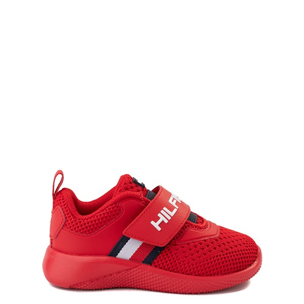 Tommy Hilfiger Cadet 2.0 Athletic Shoe - Baby / Toddler - Red